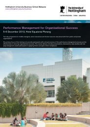 Performance Management for Organisational Success