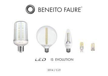 Beneito Faure LED 14