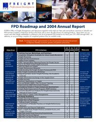 Print talking freight final flyer - FHWA Operations - U.S. Department ...