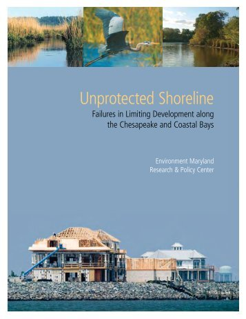 Download MD-Unprotected-Shoreline.pdf - Frontier Group