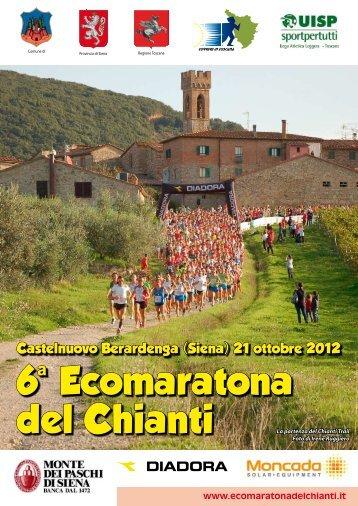 6 Ecomaratona del Chianti - Runners.it