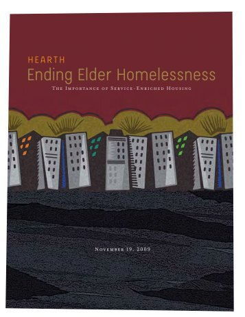 Ending Elder Homelessness: The Effectiveness of Service ... - Hearth
