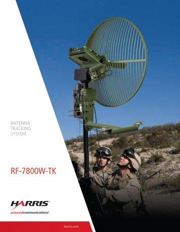 RF-7800W-TK - Harris Corporation
