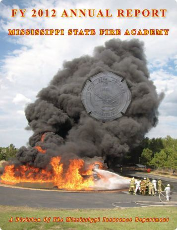 FY 2012 AnnuAl RepoRt - Mississippi Department of Insurance