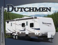 Travel Trailers & Destination Trailers