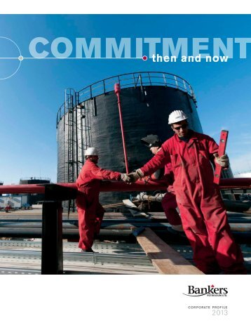 Corporate Profile 2013 - Bankers Petroleum Ltd.