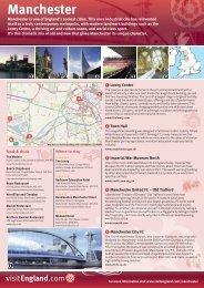 City - Manchester - VisitEngland