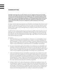 samenvatting - College bescherming persoonsgegevens