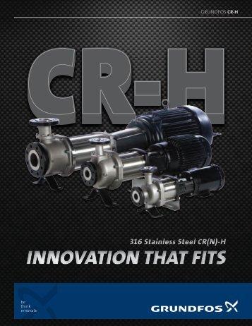 L-CRH-SL-01 - Grundfos Canada
