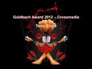 Titel Präsentation, Arial Regular, 30pt - Goldbach Group