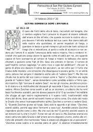 Parrocchia di San Pier Giuliano Eymard