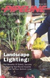 Lighting: - Florida Irrigation Society