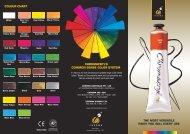 Chromacryl Colour Chart 484.00 kB