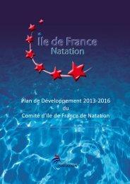 Plan de Développement 2013-2016 du Comité d'Ile de France de ...