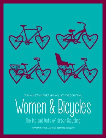 to download the PDF version of the Women & Bicycles workbook
