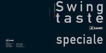 Swing taste speciale Swing - StudioLine