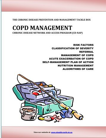 Management of COPD - Chronic Disease Network & Access Program