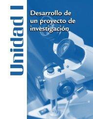 Desarrollo de un proyecto de investigación Desarrollo de un ...
