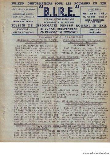 BIRE NR. 219 - arhivaexilului.ro