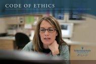 code of ethics - SelectHealth