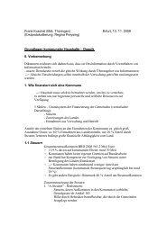 Manuskript für den Vortrag - Alternative Kommunalpolitik