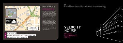 A5 BROCHURE VELOCITY HOUSE V4 AW.indd - Em-online.com