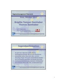 Brigitte Temper-Samhaber Thomas Samhaber ... - RM Austria