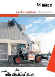 Brochure - Roterende verreikers - Bobcat.eu