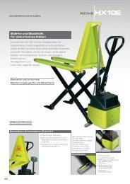 HX 10 E Prospkt als PDF - IMA Aschaffenburg