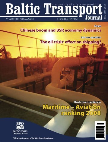 Maritime – Aviation - Baltic Press