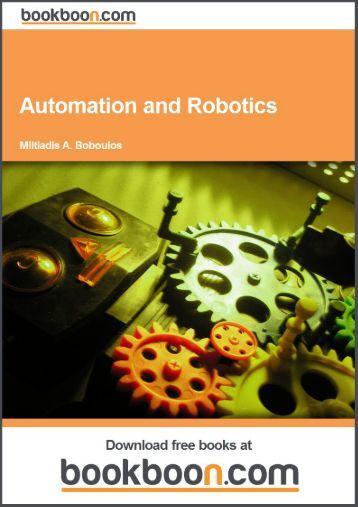 Automation and Robotics (PDF)