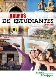 Estudiantes - Viajes El Corte Inglés