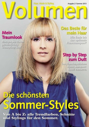 Volumen 2013/2 - KLIPP Frisör
