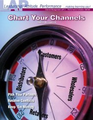 Lap 2 Chart Your Channels