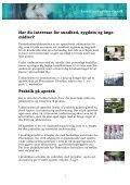 Farmakonomuddannelsen - i sundhed et godt job - Sygehusapoteket - Page 3
