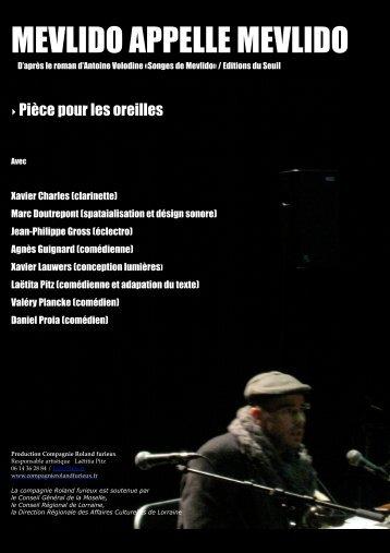 Dossier songesbis2 - Compagnie Roland furieux