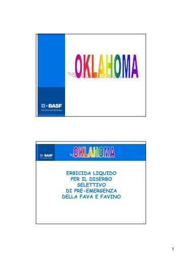 Oklahoma - Arsia