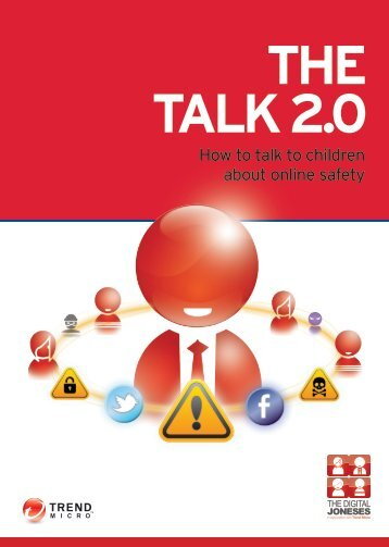 How to talk to children about online safety - Trend Micro