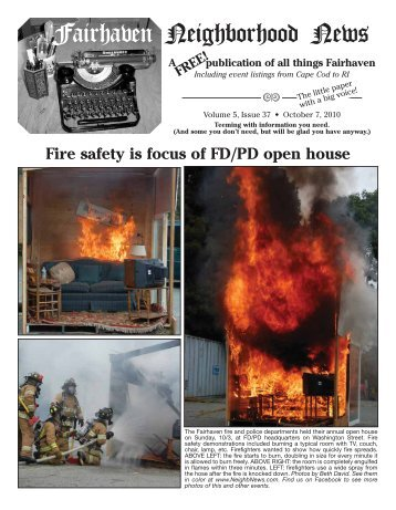 to download a copy of the 10-07-10 issue/FD&PD Open House