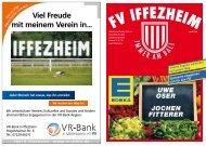 FVI Heft Monat April 2013.pdf - Fussballverein Iffezheim