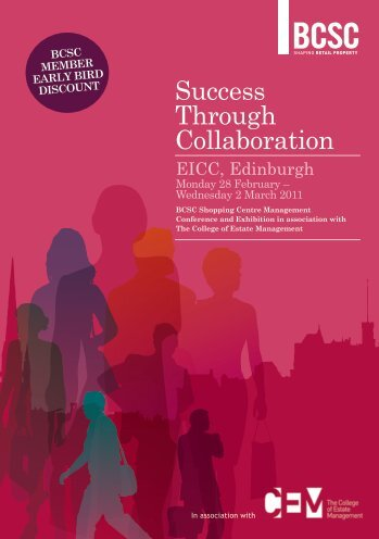Success Through Collaboration - IPFMA