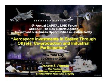 Presentation - Capital Link Forum