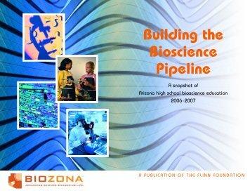 Building the Bioscience Pipeline