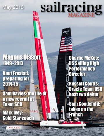 Download a PDF version. - sail racing magazine