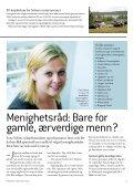 Nr 2. mai 2009 - Den norske kirke i Drammen - Page 3