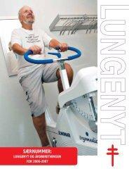 SÆRNUMMER: - Danmarks Lungeforening