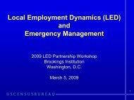Introduction - U.S. Census Bureau