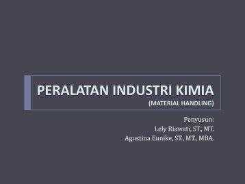peralatan industri kimia (material handling)-2