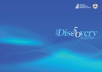 RRS Discovery 50th Anniversary brochure - National Oceanography ...