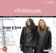 Ginger & Rosa - Filmhouse Cinema Edinburgh